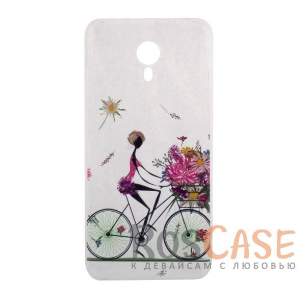 TPU чехол Cute Print для Meizu M3 Note (Bicycle riding)Описание:разработан для Meizu M3 Note;материал: пластик;форма: накладка.&amp;nbsp;Особенности:ультратонкое исполнение;полный набор функциональных прорезей;оригинальный дизайн;высокоэффективный уровень защиты;износостойкая поверхность.<br><br>Тип: Чехол<br>Бренд: Epik<br>Материал: TPU