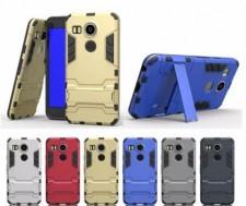 Transformer | Противоударный чехол для LG Google Nexus 5x с мощной защитой корпуса