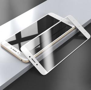 5D защитное стекло для Xiaomi Redmi Note 5A / Redmi Y1 Lite на весь экран