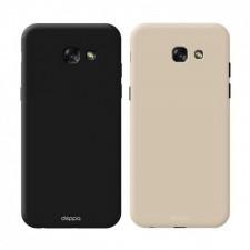 Чехол Air Case Deppa (soft touch)  для Samsung Galaxy A7 2017 (A720F)