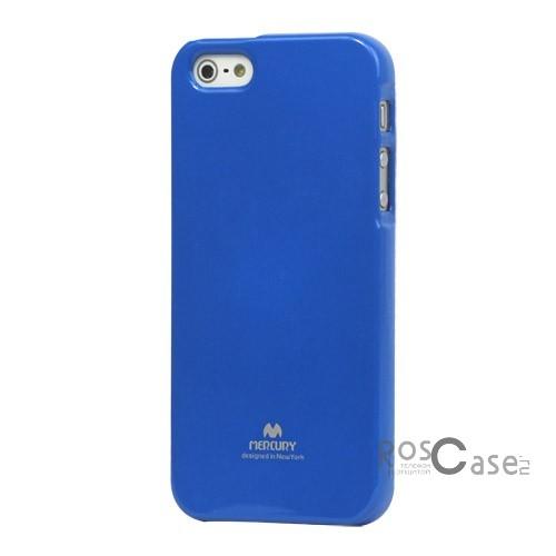 TPU чехол Mercury Jelly Color series для Apple iPhone 5/5S/SE (Синий)Описание:&amp;nbsp;&amp;nbsp;&amp;nbsp;&amp;nbsp;&amp;nbsp;&amp;nbsp;&amp;nbsp;&amp;nbsp;&amp;nbsp;&amp;nbsp;&amp;nbsp;&amp;nbsp;&amp;nbsp;&amp;nbsp;&amp;nbsp;&amp;nbsp;&amp;nbsp;&amp;nbsp;&amp;nbsp;&amp;nbsp;&amp;nbsp;&amp;nbsp;&amp;nbsp;&amp;nbsp;&amp;nbsp;&amp;nbsp;&amp;nbsp;&amp;nbsp;&amp;nbsp;&amp;nbsp;&amp;nbsp;&amp;nbsp;&amp;nbsp;&amp;nbsp;&amp;nbsp;&amp;nbsp;&amp;nbsp;&amp;nbsp;&amp;nbsp;&amp;nbsp;&amp;nbsp;Изготовлен компанией&amp;nbsp;Mercury;Спроектирован персонально для Apple iPhone 5/5S/5SE;Материал: термополиуретан;Форма: накладка.Особенности:Исключается появление царапин и возникновение потертостей;Восхитительная амортизация при любом ударе;Гладкая поверхность;Не подвержен деформации;Непритязателен в уходе.<br><br>Тип: Чехол<br>Бренд: Mercury<br>Материал: TPU