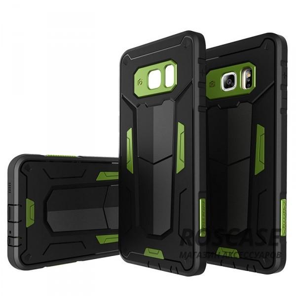 TPU+PC чехол Nillkin Defender 2 для Samsung Galaxy S6 Edge Plus (Зеленый)Описание:производитель  - &amp;nbsp;Nillkin;совместим с Samsung Galaxy S6 Edge Plus;материал  -  термополиуретан, поликарбонат;тип  -  накладка.&amp;nbsp;Особенности:в наличии все вырезы;противоударный;стильный дизайн;надежно фиксируется;защита от повреждений.<br><br>Тип: Чехол<br>Бренд: Nillkin<br>Материал: TPU