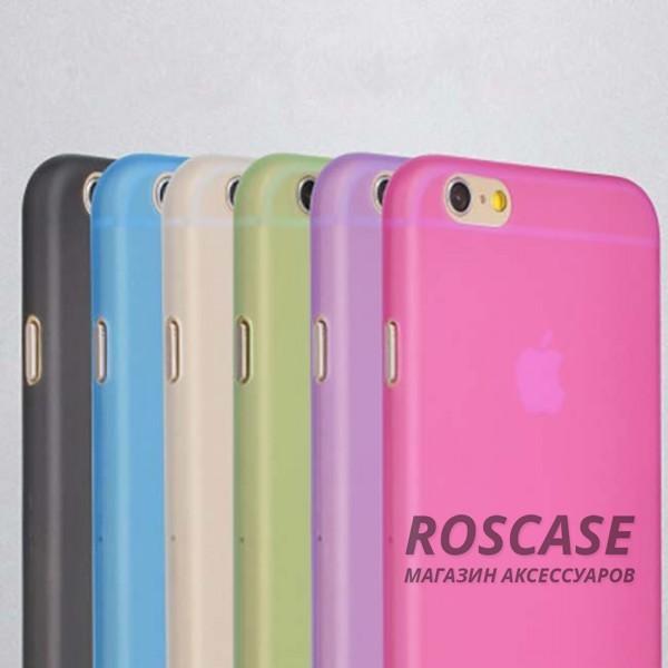 Пластиковая накладка Ultrathin 0.3mm для Apple iPhone 6/6s (4.7)Описание:компания разработчик: Epik;совместимость с устройством модели: Apple iPhone 6/6s (4.7);материал изделия: пластик;конфигурация: чехол в виде накладки.Особенности:элегантный дизайн;высокий класс износоустойчивости и прочности;не увеличивает объем смартфона;простая установка и надежная фиксация;имеет все необходимые функциональные вырезы.<br><br>Тип: Чехол<br>Бренд: Epik<br>Материал: TPU
