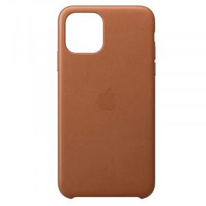 Чехол из экокожи Leather Case  для iPhone 11 Pro Max