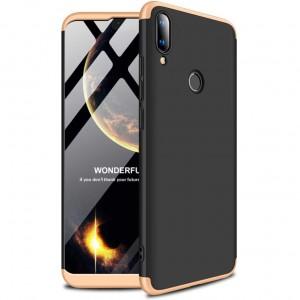 GKK LikGus 360° | Двухсторонний чехол для Huawei Y9 (2019) / Enjoy 9 Plus с защитными вставками