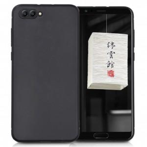 Силиконовый чехол для Huawei Honor 10 с матовым покрытием soft touch