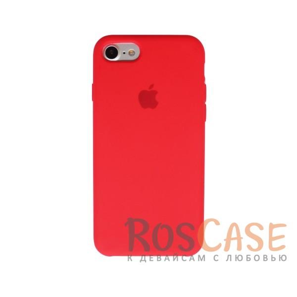 Оригинальный силиконовый чехол для Apple iPhone 7 (4.7) (Красный)Описание:материал - силикон;совместим с Apple iPhone 7 (4.7);тип чехла - накладка.<br><br>Тип: Чехол<br>Бренд: Epik<br>Материал: Силикон