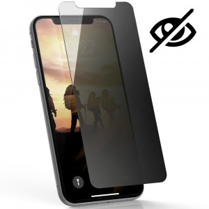 "5D Privacy | Защитное стекло с функцией анти-шпион для Apple iPhone XS Max (6.5"")"