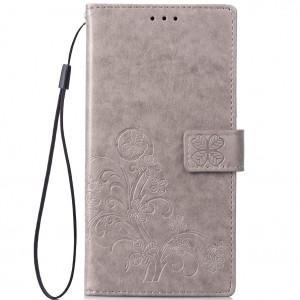 Чехол-книжка с узорами на магнитной застёжке  для Huawei P Smart+