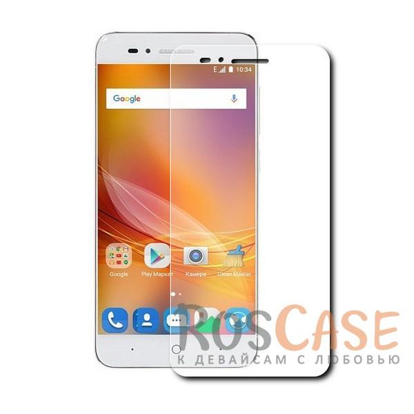 Купить Защитное Стекло Caseguru Tempered Glass 0.33Mm (2.5D) Для Zte Blade A610 (Прозрачное)