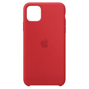 Силиконовый чехол Silicone Case с микрофиброй  для iPhone 11