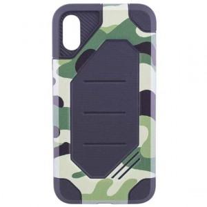 MOTOMO Military | Противоударный чехол  для iPhone XS
