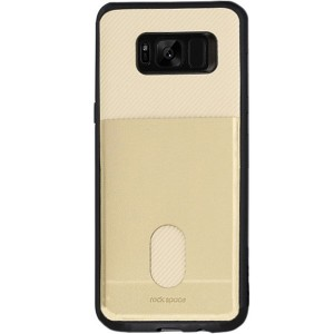 ROCK Cana | Чехол для Samsung G955 Galaxy S8 Plus с внешним карманом для визиток