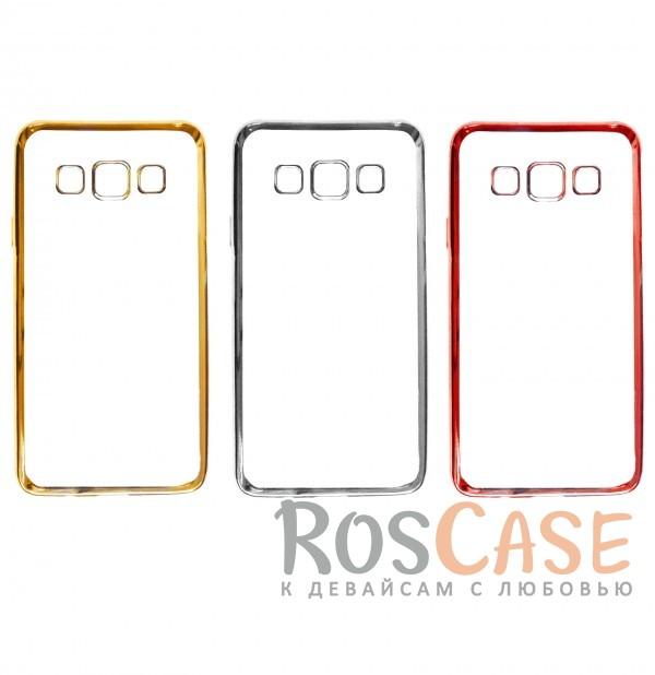Прозрачный силиконовый чехол для Samsung A300H / A300F Galaxy A3 с глянцевой окантовкойОписание:подходит для Samsung A300H / A300F Galaxy A3;материал - силикон;тип - накладка.Особенности:глянцевая окантовка;прозрачный центр;гибкий;все вырезы в наличии;не скользит в руках;ультратонкий.<br><br>Тип: Чехол<br>Бренд: Epik<br>Материал: Силикон
