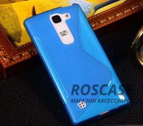 TPU Duotone для LG H502F Magna (Синий (матово/прозрачный))Описание:изготовитель: компания&amp;nbsp;Epik;совместим с LG H502F Magna;матерал: термополиуретан;тип: накладка.&amp;nbsp;Особенности:идеально подходит под габариты гаджета;пластичный;в наличии все вырезы;тонкий дизайн;имеет хорошее сцепление с поверностями;на нем не заметны отпечатки пальцев.<br><br>Тип: Чехол<br>Бренд: Epik<br>Материал: TPU