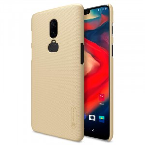 Nillkin Super Frosted Shield | Матовый чехол для OnePlus 6