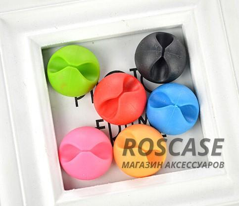 Самоклеющийся фиксатор для USB-провода (пара)Описание:бренд  - &amp;nbsp;Epik;совместимость - универсальная;материал  -  пластик;тип  -  фиксатор для проводов.&amp;nbsp;Особенности:крепится на клейкую основу (скотч);компактный;разные цвета;быстрая установка;2 фиксатора в комплекте.<br><br>Тип: Общие аксессуары<br>Бренд: Epik