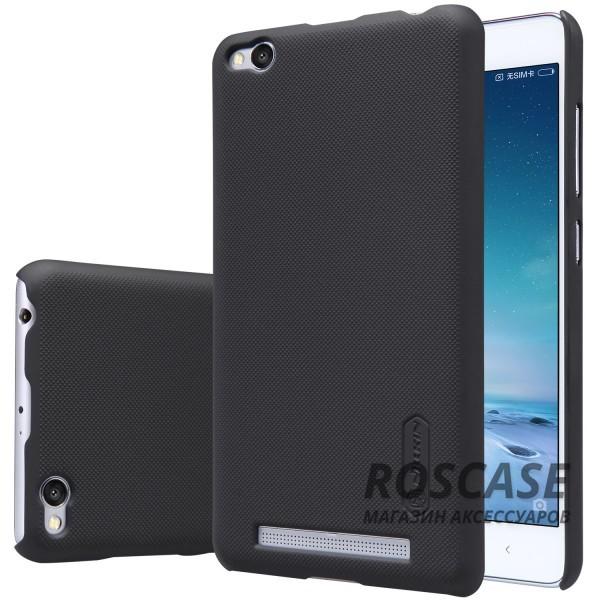 Матовый чехол Nillkin Super Frosted Shield для Xiaomi Redmi 3 (+ пленка) (Черный)Описание:бренд:&amp;nbsp;Nillkin;спроектирован для Xiaomi Redmi 3;материал: поликарбонат;тип: накладка.Особенности:на нем не остаются отпечатки пальцев;защита от механических повреждений;матовая поверхность;не деформируется;пленка в комплекте.<br><br>Тип: Чехол<br>Бренд: Nillkin<br>Материал: Поликарбонат