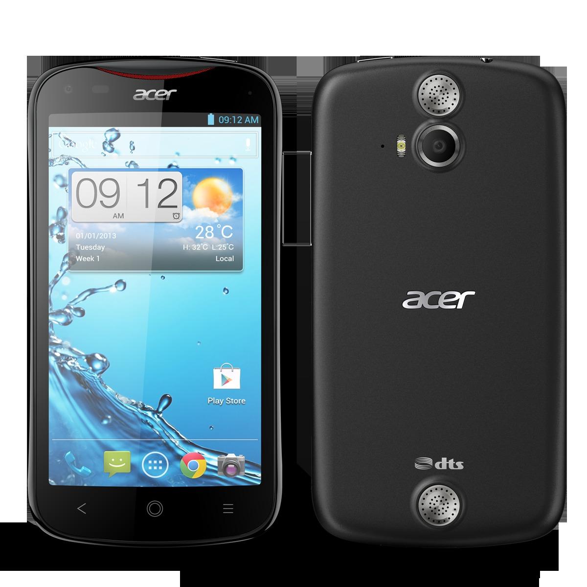 Acer Liquid E2 Duo V370