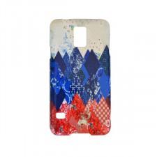 """Оригинальный чехол """"Абстракция""""  для Samsung Galaxy S5 (G900F)"""