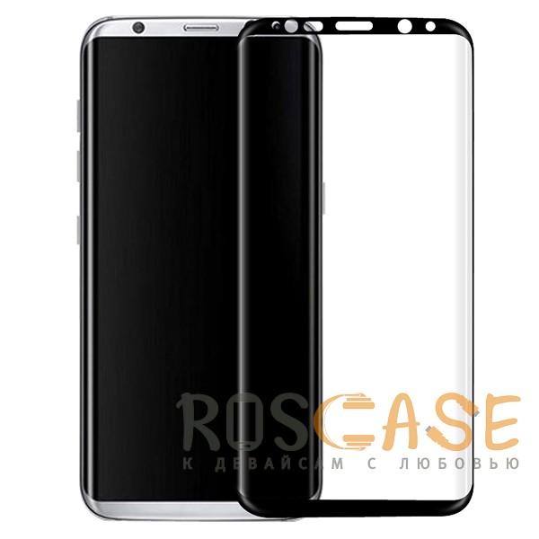 Mocolo | 3D защитное стекло для Samsung G950 Galaxy S8 (Черный)