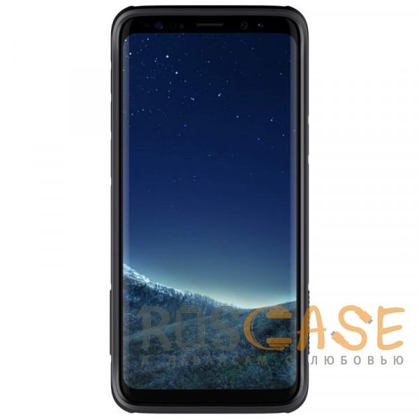 Фотография Черный Nillkin Defender 2 | Противоударный чехол для Samsung Galaxy S9