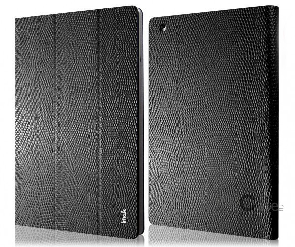 фото кожаный чехол (книжка) Imak Serpentine Series для Apple Ipad 2/3/4