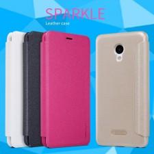 Nillkin Sparkle | Чехол-книжка с функцией Sleep Mode для Meizu M5