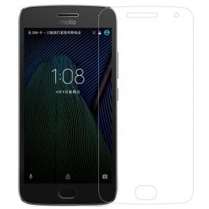 Nillkin Crystal | Прозрачная защитная пленка для Motorola Moto G5 Plus