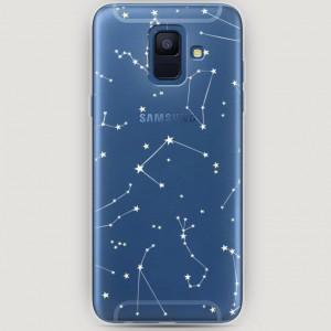 RosCase | Силиконовый чехол для Samsung Galaxy A6 (2018)