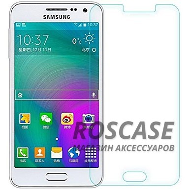 фото защитное стекло Ultra Tempered Glass 0.33mm (H+) для Samsung A300H / A300F Galaxy A3