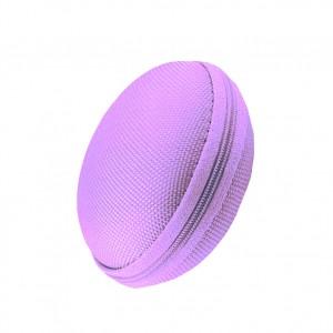 Текстурный ударопрочный чехол-футляр для наушников