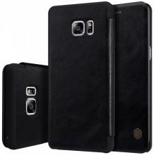Nillkin Qin натур. кожа | Чехол-книжка для Samsung N935 Galaxy Note Fan Edition