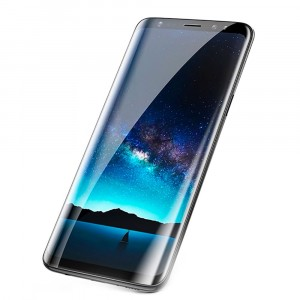 Гидрогелевая защитная плёнка Rock для Samsung Galaxy S9 (G960F)