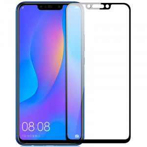 5D защитное стекло для Huawei P Smart+ (nova 3i) на весь экран