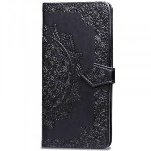 Кожаный чехол (книжка) Art Case с визитницей для Xiaomi Redmi 7