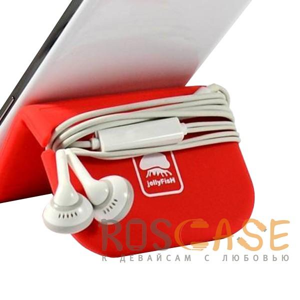 Фото Memory | Универсальный держатель-подставка для смартфона и наушников