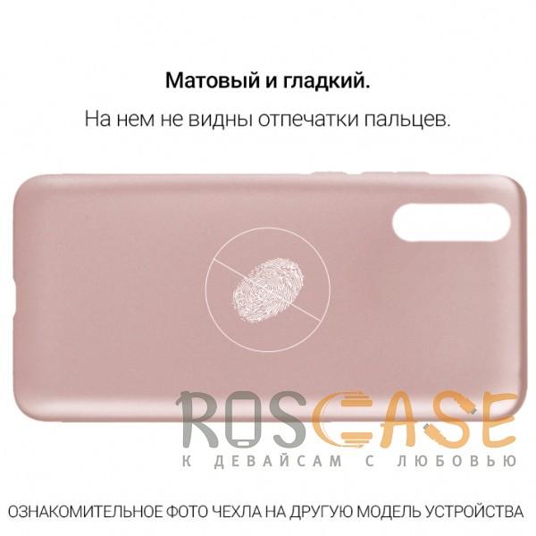 Фото Rose Gold J-Case THIN   Гибкий силиконовый чехол для Xiaomi Redmi 5