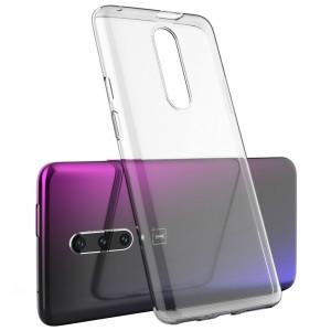 Прозрачный силиконовый чехол для OnePlus 7 Pro
