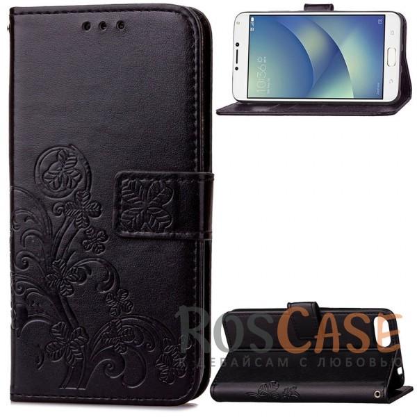 Чехол-книжка с узорами на магнитной застёжке для Asus Zenfone 4 Max (ZC554KL) (Черный)Описание:совместимость - Asus Zenfone 4 Max (ZC554KL);материал - искусственная кожа, поликарбонат;тип - чехол-книжка;защита со всех сторон;функция подставки;магнитная застёжка;текстурный узор;внутреннее отделение для пластиковых карт;предусмотрены все функциональные вырезы.&amp;nbsp;&amp;nbsp;&amp;nbsp;<br><br>Тип: Чехол<br>Бренд: Epik<br>Материал: Искусственная кожа