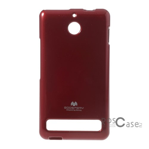 фото TPU чехол Mercury Jelly Color series для Sony Xperia E1