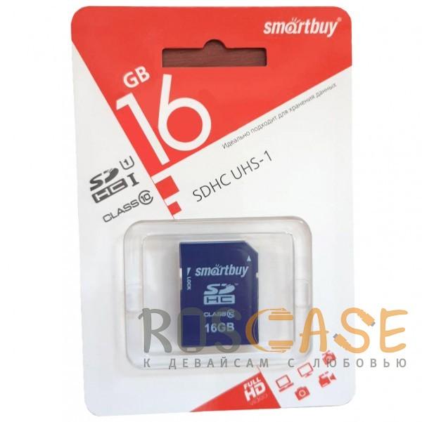 Фото SmartBuy | Карта памяти SDHC 16 GB Card Class 10