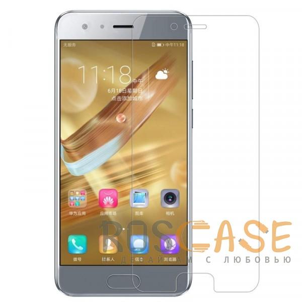 Фото Прозрачное защитное стекло с закругленными краями и олеофобным покрытием для Huawei Honor 9