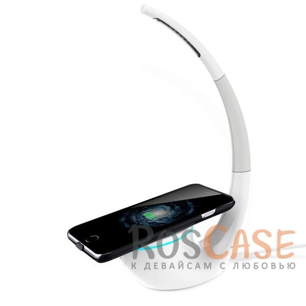 Изображение Черный Nillkin Magic Qi   Чехол для Apple iPhone 7 plus (5.5) с модулем беспроводной зарядки