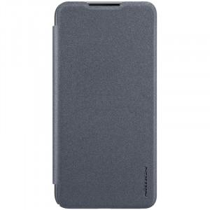 Кожаный чехол (книжка) Nillkin Sparkle Series для Xiaomi Mi A3 (CC9e)