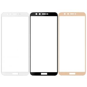 Artis 2.5D | Цветное защитное стекло на весь экран для Huawei Honor 9 Lite на весь экран