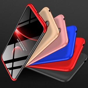 GKK LikGus 360° | Двухсторонний чехол для Nokia 6.1 Plus (Nokia X6) с защитными вставками