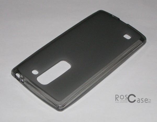 TPU чехол Epik для LG H422 Spirit (Серый (soft touch))Описание:производитель:&amp;nbsp;Epik;совместим с LG H422 Spirit;материал: термополиуретан;тип: накладка.&amp;nbsp;Особенности:в наличии все функциональные вырезы;износостойкий;тонкий дизайн;на выгорает;не скользит в руках;на нем не заметны отпечатки пальцев.<br><br>Тип: Чехол<br>Бренд: Epik<br>Материал: TPU