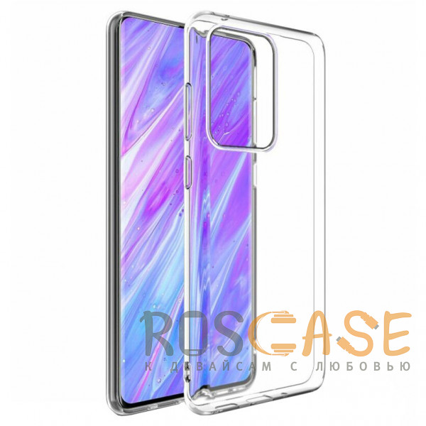 Фото Прозрачный Clear Original | Прозрачный TPU чехол 2мм для Samsung Galaxy S20 Ultra