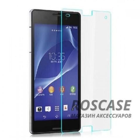 Защитное стекло Ultra Tempered Glass 0.33mm (H+) для Sony Xperia Z3 Compact (картонная упаковка)Описание:совместимо с устройством Sony Xperia Z3 Compact;материал: закаленное стекло;тип: защитное стекло на экран.&amp;nbsp;Особенности:закругленные&amp;nbsp;грани стекла обеспечивают лучшую фиксацию на экране;стекло очень тонкое - 0,33 мм;отзыв сенсорных кнопок сохраняется;стекло не искажает картинку, так как абсолютно прозрачное;выдерживает удары и защищает от царапин;размеры и вырезы стекла соответствуют особенностям дисплея.<br><br>Тип: Защитное стекло<br>Бренд: Epik